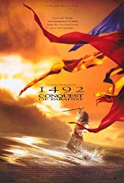 1492 - Die Eroberung des Paradieses Book Cover