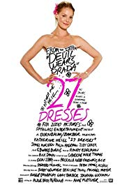 27 Dresses Book Cover