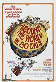 In 80 Tagen um die Welt Book Cover