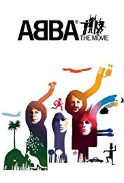 Abba - The Movie Book Cover