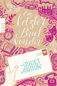 Ein letzter Brief von dir Book Cover