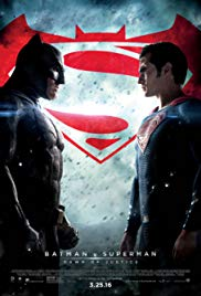 Batman vs. Superman: Dawn of Justice Book Cover