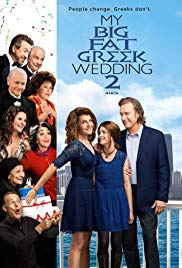 My Big Fat Greek Wedding 2 Book Cover