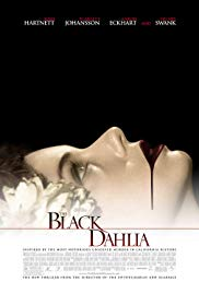Black Dahlia Book Cover
