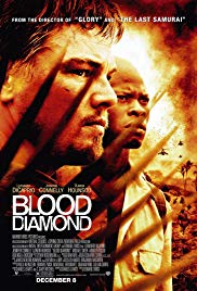Blood Diamond Book Cover