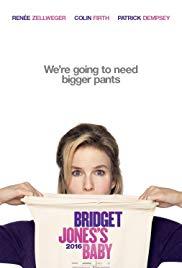 Bridget Jones' Baby Book Cover