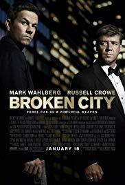 Broken City - Stadt des Verbrechens Book Cover