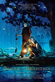 Brücke nach Terabithia Book Cover