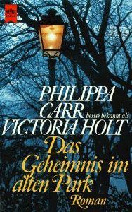Das Geheimnis im alten Park Book Cover