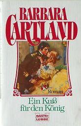 Ein Kuß für den König Book Cover