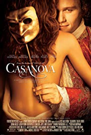 Casanova Book Cover