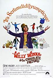 Willy Wonka und die Schokoladenfabrik Book Cover