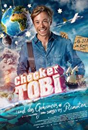 Checker Tobi und das Geheimnis unseres Planeten Book Cover
