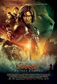 Die Chroniken von Narnia - Prinz Kaspian von Narnia Book Cover