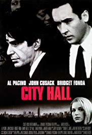 City Hall Book Cover