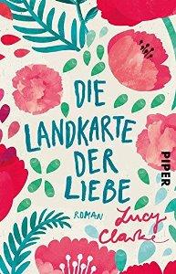 Die Landkarte der Liebe Book Cover