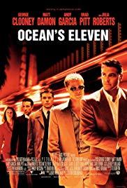 Ocean's Eleven Book Cover