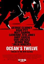 Ocean's Twelve Book Cover