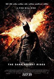 The Dark Knight Rises Book Cover
