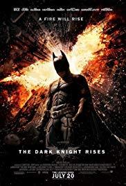 The Dark Knight Rises Book Cover