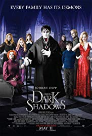 Dark Shadows Book Cover