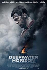 Deepwater Horizon Book Cover