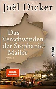 Das Verschwinden der Stephanie Mailer Book Cover