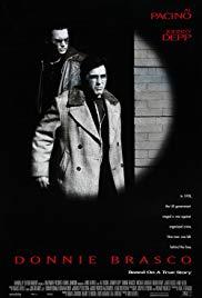 Donnie Brasco Book Cover