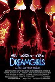 Dreamgirls Book Cover