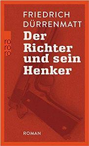 Der Richter und sein Henker Book Cover