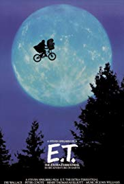 E.T. – Der Außerirdische Book Cover