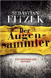 Der Augensammler Book Cover