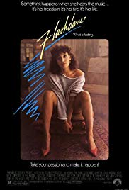 Flashdance Book Cover