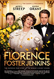 Florence Foster Jenkins Book Cover