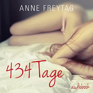 434 Tage Book Cover