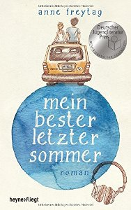 Mein bester letzter Sommer Book Cover