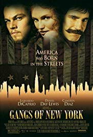 Gangs of New York Book Cover