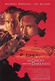 Der Geist und die Dunkelheit Book Cover