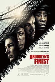 Gesetz der Straße - Brooklyn's Finest Book Cover