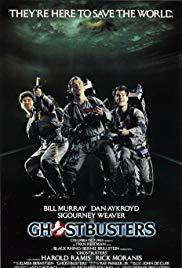 Ghostbusters - Die Geisterjäger Book Cover