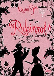 Rubinrot Book Cover