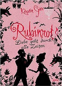 Rubinrot Book Cover