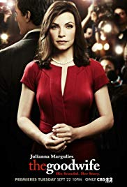 Good Wife – 1. Staffel Book Cover