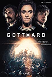 Gotthard Book Cover