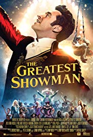 Greatest Showman Book Cover