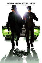 The Green Hornet Book Cover
