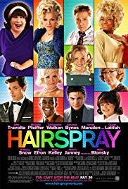 Hairspray Book Cover