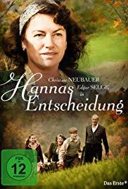 Hannas Entscheidung Book Cover