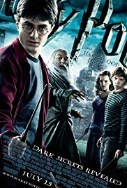Harry Potter und der Halbblutprinz Book Cover