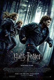 Harry Potter und die Heiligtümer des Todes Teil 1 Book Cover